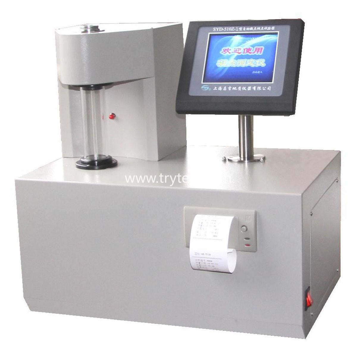 TR-TC-510Z-1 Automatic Solidifying Point & Pour Point Tester
