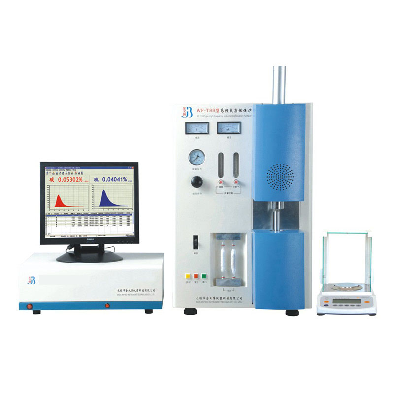 TR-TC8820 Infrared carbon and sulfur analyzer