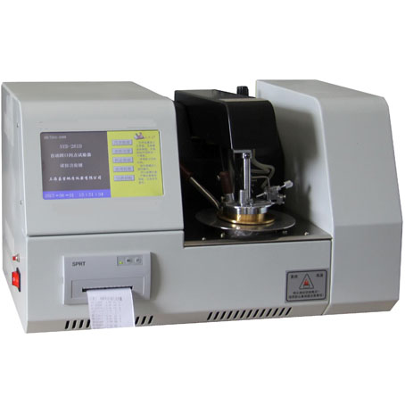 TR-TC-261D Fully-automatic Pensky-Martens Closed-Cup Flash Point Tester
