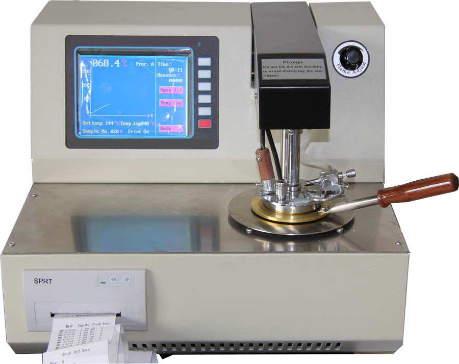 TR-TC-261A Automatic PMCC Flash Point Tester